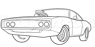 Small Picture Fast And Furious Coloring Pages GetColoringPagescom