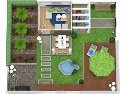 backyard design plans. Perfect Plans RoomSketcher3DSitePlanBackyardDesign And Backyard Design Plans L