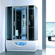 steam shower with whirlpool tub combo spark canada