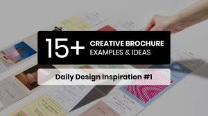 One Page Brochure Design Inspiration 75 Brochure Ideas To Inspire Your Next Design Project