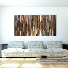 distressed wood wall art reclaimed decor stunning ideas barn cut out clock distressed wood wall