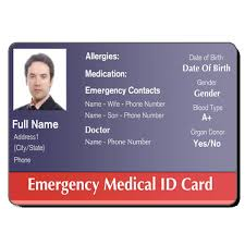 Identification Card Samples Personal Id Card Template Magdalene Project Org