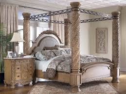 Amazing Cool Canopy Bed Decorations: Fantastically Hot Wrought Iron Bedroom  Furniture For French Bed Design