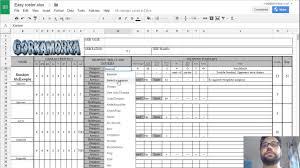 Gorkamorka Easy Roster Sheet Youtube