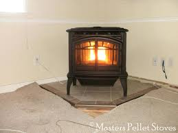 pellet stove fireplace insert installation guide s canada