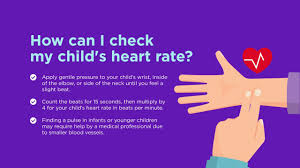 Children S Resting Heart Rate Chart Is Your Childs Heart Rate Healthy