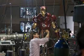 iron man office. Cannot Find One Of The Office Though, Folder Structure Layout Was Sweet. Iron Man
