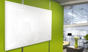 whiteboard for office wall. Magnetic Glass Whiteboard Frameless - JasonL Office Furniture For Wall