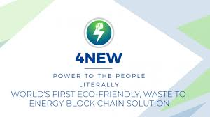 4 NEW - Project to tokenize power using waste power generation