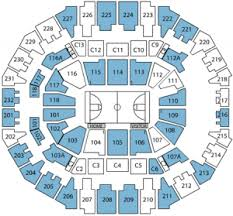 Fedex Forum Memphis Grizzlies Seating Chart 65 Up To Date Fedex Forum Seat Chart