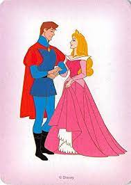 Princess Aurora Prince Phillip trading card Sleeping Beauty Disney gaming  2012#OM9 at Amazon's Entertainment Collectibles Store
