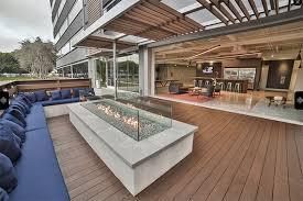 outdoor office space. Bixby Land Creative Office El Segundo Outdoor Space