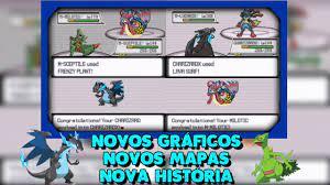 Pokemon Mega Platinum - fasrzone