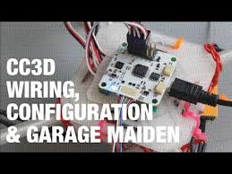 strider 250 cc3d aux channel set up help rc groups