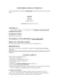 Abstract Format apa abstract template Ninjaturtletechrepairsco 1