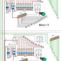 3 phase distribution board diagram for multi story house building Redman Mobile Home Wiring Diagram 3 phase distribution board diagram for multi story house building in this post you will learn about the 3 phase distribution board diag