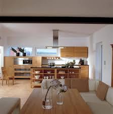 Küche Holz Modern Einrichtung Haus Eisnerbaufritz Küche Offen Mit