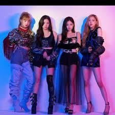 دانلود موزیک ویدیو کره ای گروه (بلک پینک) Black Pink با نام (سوت زدن) Whistle