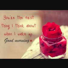Sweet Love Good Morning Quotes