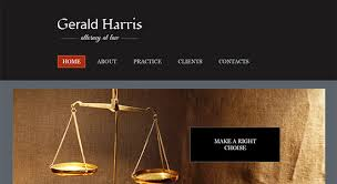 Law Templates Legal Website Templates 19 Best Lawyer Website Templates Free