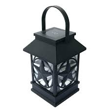 outdoor candles lanterns and lighting. Solar Pendant Light Outdoor Hanging Lanterns Shop Portfolio 7 2 In Star At . Candles And Lighting