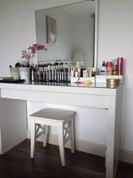 pippas dressing table ikea hack makeup canada desk malm storage diy micke room decor fashion ikea