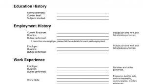 Resume Templates For Retail Jobs Or Free Printable Sample Resume