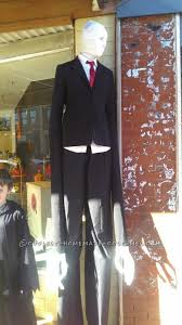 slenderman is a mythical creature turned