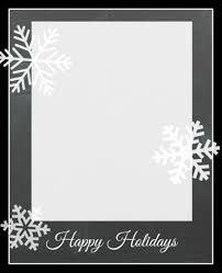Happy Holiday Card Templates 004 Template Ideas Snowflakecard3 Christmas Photo Card Best
