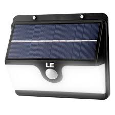 Outdoor Solar Wall Lights With Motion Sensor Waterproof For Yard Solar Led Wall Lights