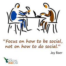 Quotes About Social Media Classy Social Media Quotes By Jay Baer Social Media Consultants South