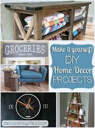 Fun Diy Home Decor Ideas Creative Custom Decorating Design