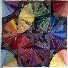 373 best Quilts: From Men's Ties images on Pinterest | Necktie ... & Necktie crazy quilt- Adamdwight.com