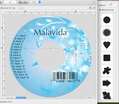 How To Label Dvds Mac Cd Dvd Label Maker 2 4 6 Download Free