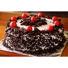 Blackforest Cake With Cherries Dressing Cake Crispers