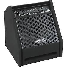 simmons da200s electronic drum set monitor. simmons da200s electronic drum set monitor da200s musician\u0027s friend