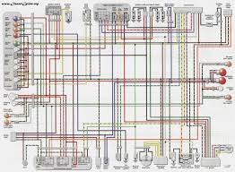 motorcycle manuals kawasaki gpz600 gpz 600 electrical wiring harness diagram schematic 1991 to 1994