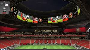 Atlanta United Seating Chart Mercedes Benz Atlanta Uniteds Virtual Venue Seating For Mercedes Benz
