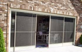 sliding patio doors with screens. Garage Screen Door Patio Enclosure Installation Gallery In Sliding Throughout Ideas 7 Doors With Screens O