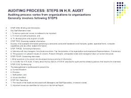 It Audit Report Template Gorgeous Process Audit Template Auditing Process Steps In Hr Audit Template
