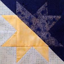 Morning Star, Evening Star Quilt Block - And Sew We Craft & IMG_0544 · Click here for the full tutorial! Adamdwight.com