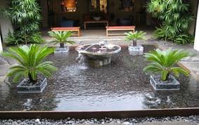 Small Picture Smart with Fountain Water for Decorating Garden My Home Design