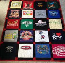 February 25, 2014 - Graduation Gifts: T-Shirt Quilts - Loftworks ... & T-shirt Sample Adamdwight.com