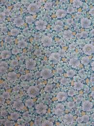 Kleine Blauwe Bloemen Behangpapier Babykamer Modern Behang