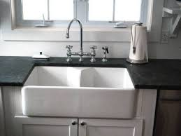 inspiring cast iron kitchen sinks sink with double bowls and black with remarkable drop in kitchen