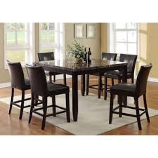 height dining table sets. harvard 7 piece counter height dining set table sets