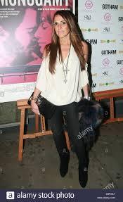 Alicia Singer attends the Rashida Jones screening of Monogamy with ...