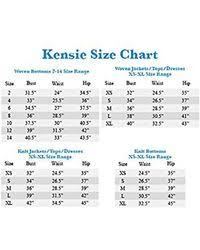 Kensie Clothing Size Chart 59 Organized Kensie Jeans Size Chart