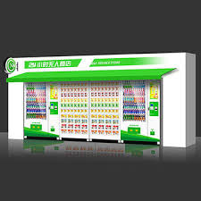 24 Hour Vending Machine Store Stunning China TCN 48 Hours Convenience Store Vending Machine From Changde