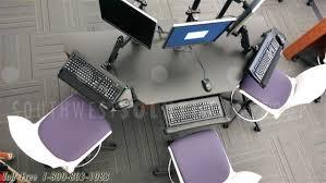 computer desktop furniture. library computer table chairs modern desktop furniture